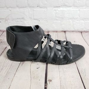 Eileen Fisher Gladiator Sandals Womens 9.5 M Shoes